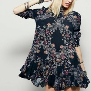 Free People  Smooth Talker Swing Dress Size XS